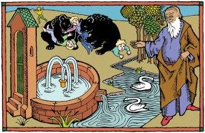 Elisha-water-miracle-and-bear-attack